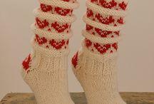 Scandinavian socks