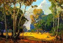2) Landscape - Fran's Bischoff