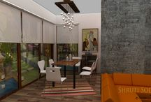Consultancy work 1 / Goa Projects (Villas) ,Porvorim & Calangute