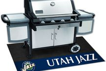 NBA - Utah Jazz Tailgating Gear, Fan Cave Decor and Car Accessories / Get the latest Utah Jazz Tailgate Accessories, Decor for your NBA Man Cave, and Automotive Basketball Fan Gear for your car or truck
