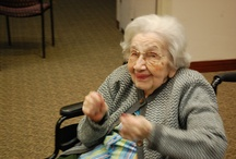 We love to dance! / by Cedar Village Retirement Community