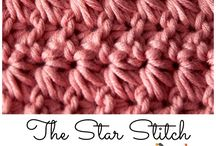 Crochet Stitches / by Craftown.com