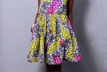 African Style Dresses / by Brandi Thomas