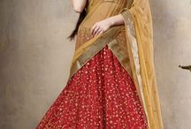 A Fashion Statement with Ethnic Wear