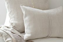 Pillows and Linens ❤️