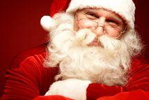 garcía carrion / Papa Noel