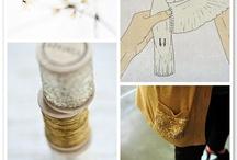 Gold / by Anne Loiseau