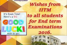 Wishes End Term Examinations 2016