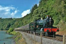 Steam Rail