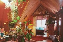 DWELLING / Home design and decor inspo from a plant loving bohemian style fanatic.