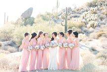 Pastel Wedding Style Guide / Check out our top pastel tones and how to make them shine on your big day. From bright and bold, to soft and subdued, we have all of your fashionable options here.