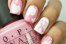 Pink Ribbon / by AGS Nails