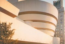 Guggenheim Museum / Frank Lloyd Wright New York