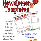 Parent Contact/Newsletter / by Stephanie Heater