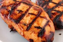 Grilled chicken / by Cherish Woodford