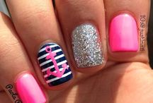 Cute Nails / by Pam Dillashaw