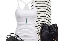My style - white