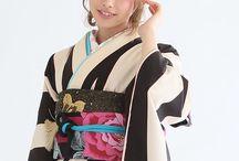 Kimono Portraits