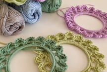 Crochet - Appliques / by Autumn Darling