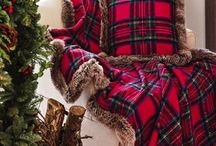 Buffalo checkered Christmas