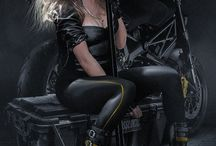 Black Canary: Live action