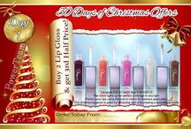 30 days of Christmas / Exclusive offers directly to you
