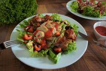 """Salate / Hier findest du Suppen und Salate nach """"Ofenliebes Art"""""""