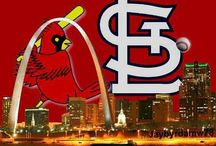 All in the Cards...as in St Louis Cardinals ❤️ / Sportz