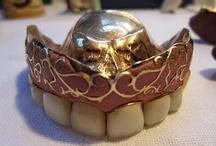 Dentes de ouro