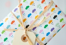 Wrapping paper / by Cindy's DailyGarbage