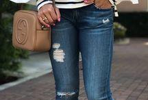 Рваные джинсы 2017