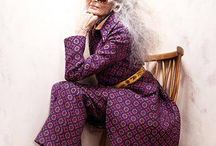 Style has no age! / age is only a number when you have class and style you're never old