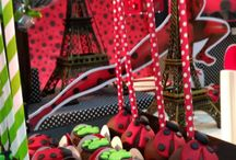 Festa Ladybug Miraculous