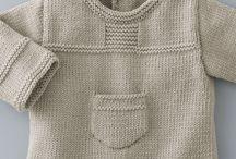 tricots chandails