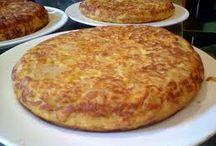Food: Gastronomía Spanish