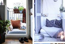 Small balconie