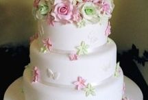 Wedding - cakes and desserts