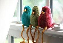 DIY: Knitting and sewing