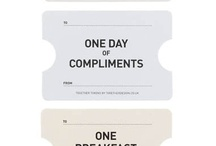Cute Invitation / Notes
