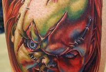 Tattoo-gore creep freak et all
