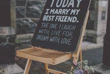 Wedding - Signs