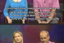 Whose Line IsIt Anyway? / You know what it is.