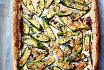 Au menu: courgettes / zucchini