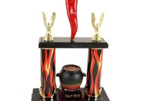 Chili Cook Off Trophies