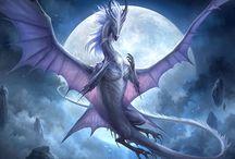 DRAGONS / Addicted to dragons just sayin'