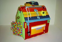 Sewing for kids/baby / Sewn things and clothes / by Wesens Art
