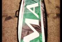 Wave Tribe Made In USA Boardbags / We make unique custom made-to-order board bags for our bros (p.s that's you!)
