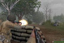 WW2 Shooter / Ego-Shooter die den WW2 thematisieren. Alle Spiele, alle Systeme.