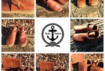 "Hola Capitan / handmade leather brand.. ""Hola Capitan"""