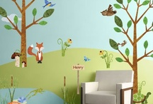 Kids rooms / by Mary Britton